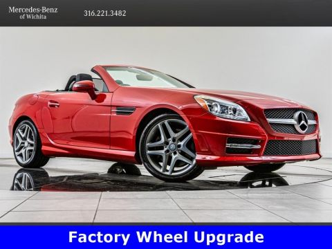 Pre-Owned 2015 Mercedes-Benz SL-Class SL 400, 19-Inch AMG