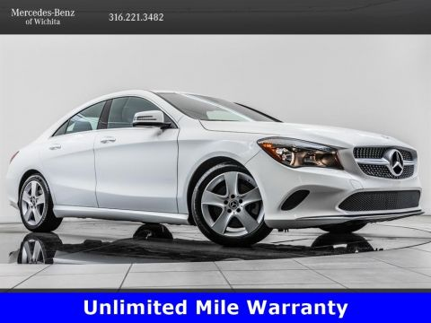 Pre-Owned 2019 Mercedes-Benz CLA CLA 250 4MATIC®, Unlimited Mile Warranty