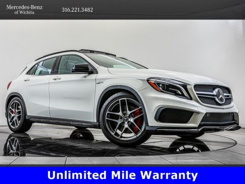 Pre-Owned 2015 Mercedes-Benz GLA GLA 45 AMG® 4MATIC, AMG® Night Styling Pkg