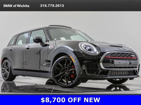 Pre-Owned 2019 MINI Clubman John Cooper Works ALL4, MINI Company Demo