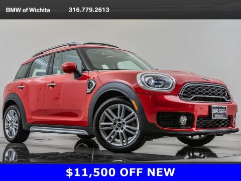Pre-Owned 2019 MINI Countryman Cooper S, Premium Pkg
