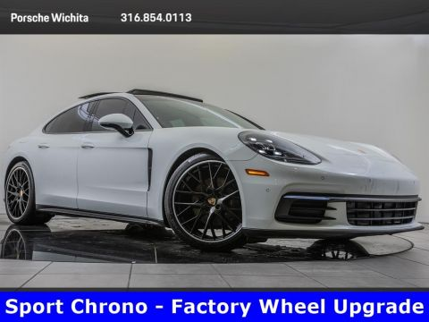 Pre-Owned 2017 Porsche Panamera Sport Chrono, Premium Package