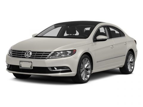 Pre-Owned 2014 Volkswagen CC EXECUTIVE BCKUPCAM